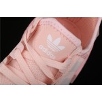 Womens Adidas NMD Real Boost R1 EE5179 Pink
