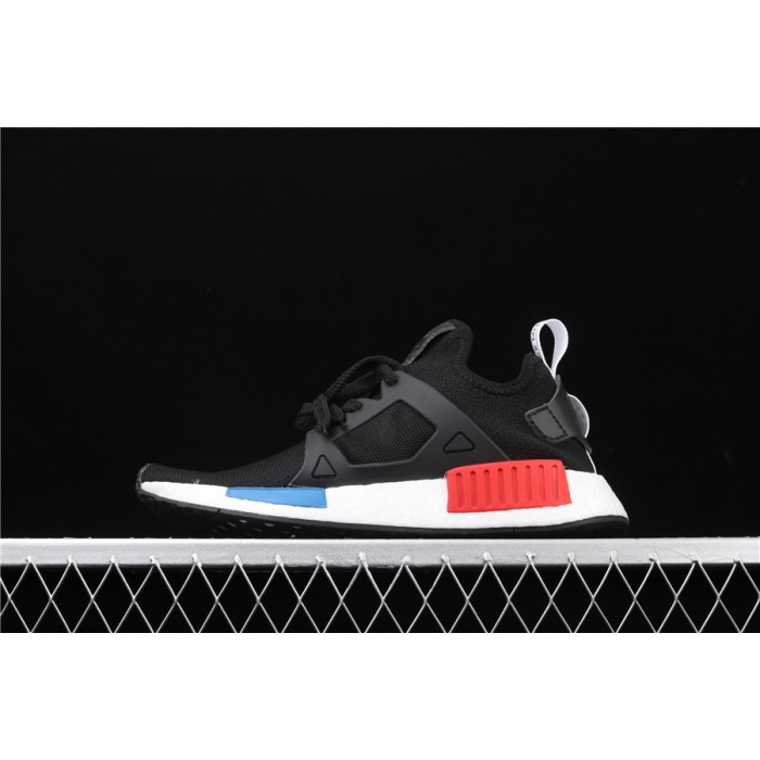 Adidas NMD Real Boost Primeknit Runner XR1 BY1909 Black White