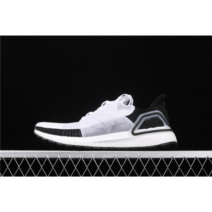Adidas Ultra Boost 19W 5.0 B37707 White Black