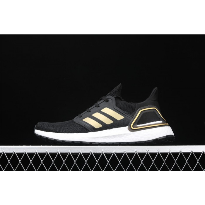 Adidas Ultra Boost 20 Consortium EE4393 Black Golden