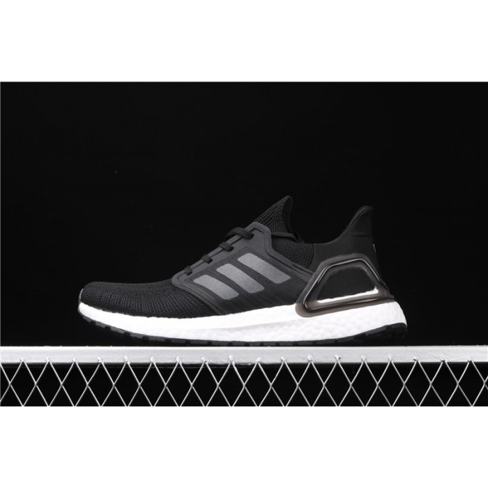 Adidas Ultra Boost 20 Consortium EF0701 Black White
