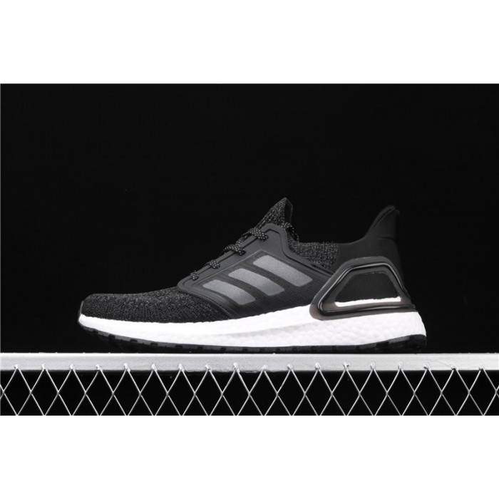 Adidas Ultra Boost 20 Consortium EG0708 Black Dark Gray