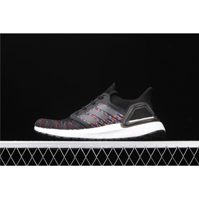 Adidas Ultra Boost 20 Consortium EG0711 Colorful Black