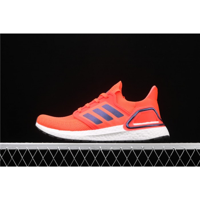 Adidas Ultra Boost 20 Consortium FV8449 Orange White