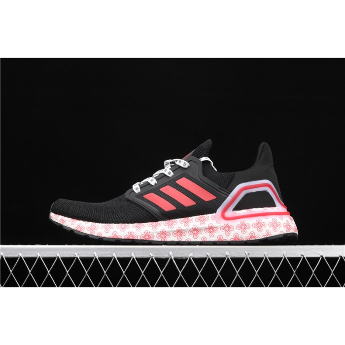 Adidas Ultra Boost 20 Consortium FX8886 Black Red