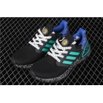 Adidas Ultra Boost 20 Consortium FX8887 Black Blue