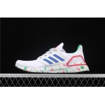Adidas Ultra Boost 20 Consortium FX8889 White Blue Green