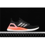 Adidas Ultra Boost 20 Consortium Orange EG0756 Black Orange