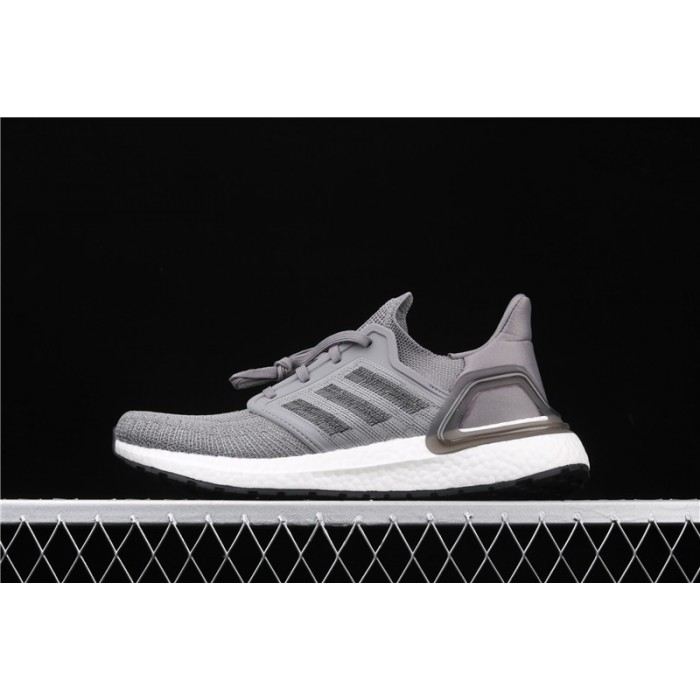Men's Adidas Ultra Boost 20 Consortium EG0705 Gray