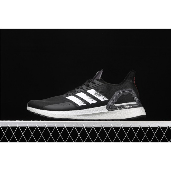 Men's Adidas Ultra Boost 20 Consortium PB EG0428 Black Gray