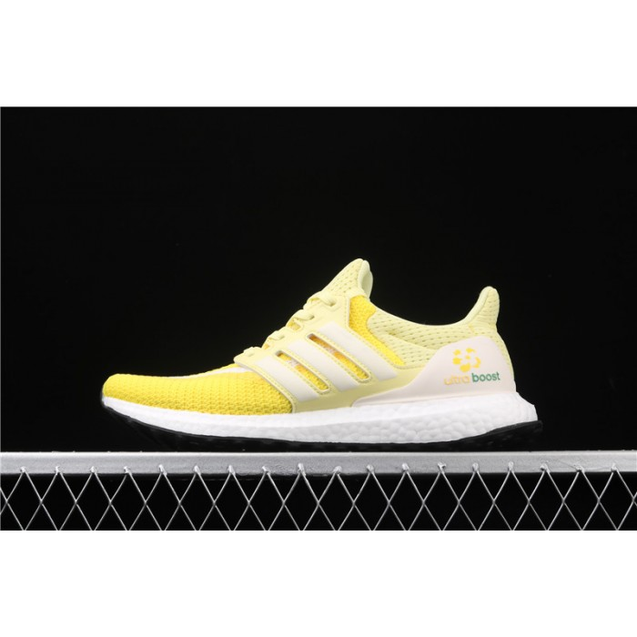 Adidas Ultra Boost 2.0 FW5232 Yellow White