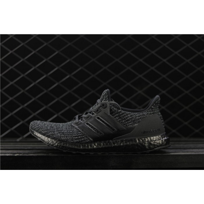Adidas Ultra Boost 4.0 BB6171 Black Grey