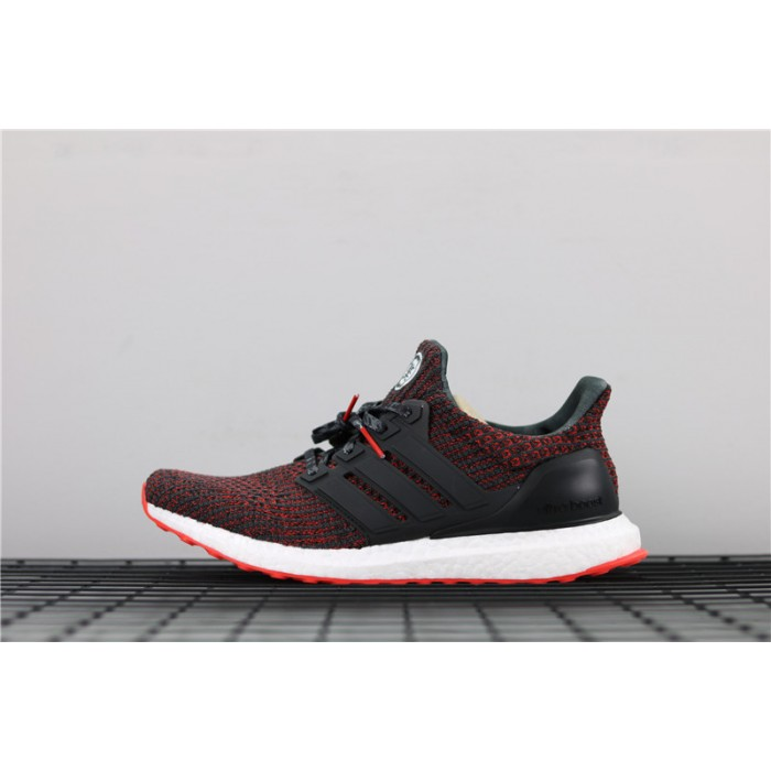 Adidas Ultra Boost Basf 4.0 CNY BB6173 Red Black