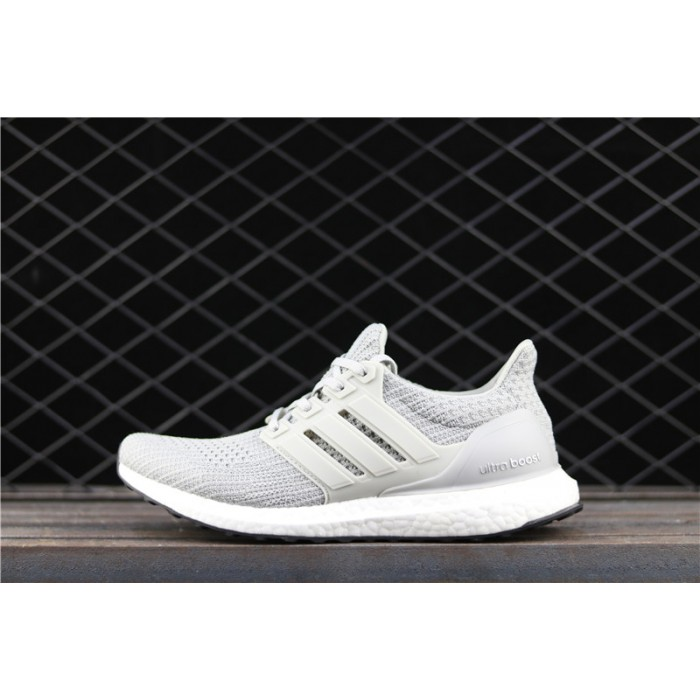 Men's Adidas Ultra Boost 4.0 BB6167 Smoke Grey
