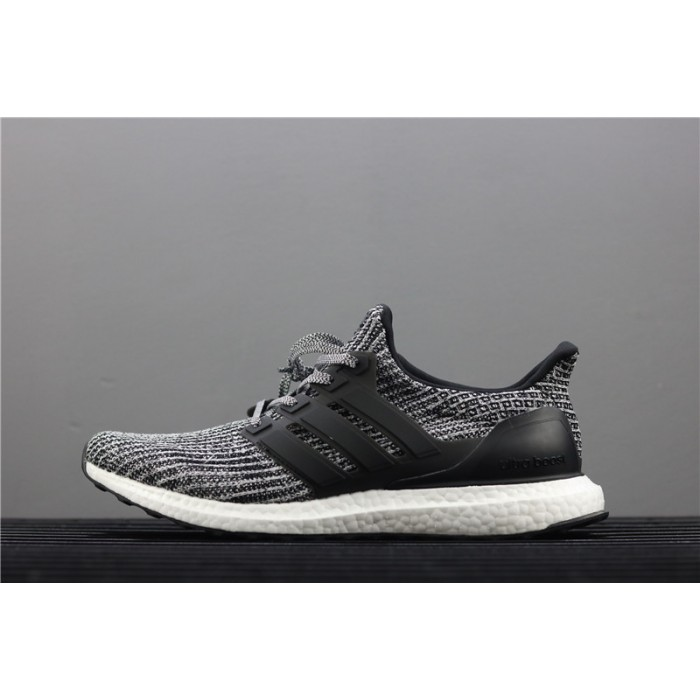 Men's Adidas Ultra Boost 4.0 BB6179 Grey White