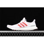 Men's Adidas Ultra Boost 4.0 DB3199 White Red