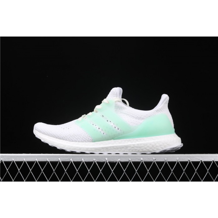 Men's Adidas Ultra Boost 4.0 EF0230 Whte Mint