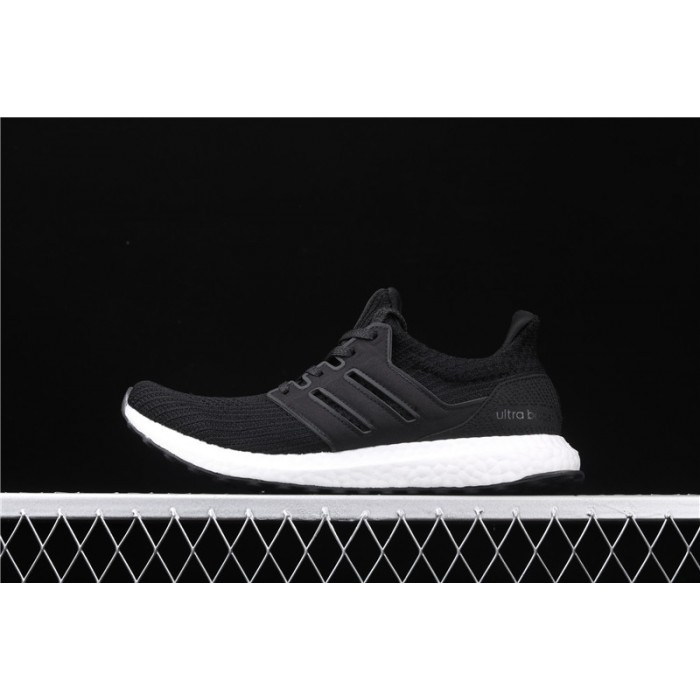 Men's Adidas Ultra Boost 4.0 EH1422 Black White