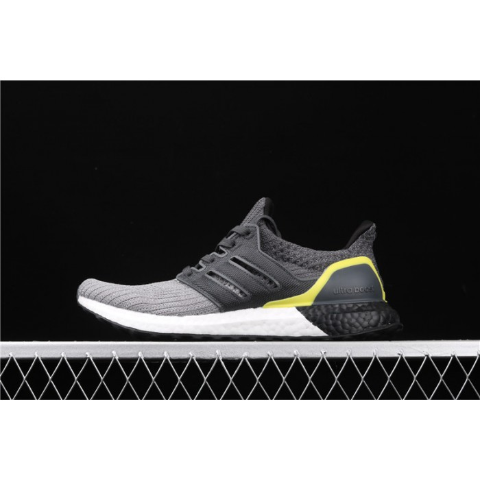 Men's Adidas Ultra Boost 4.0 G54003 Dark Grey