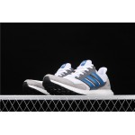 Men's Adidas Ultra Boost Pure EF0723 White Grey Blue