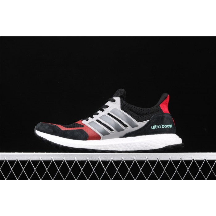 Men's Adidas Ultra Boost Pure EF0724 Black Silver 3M