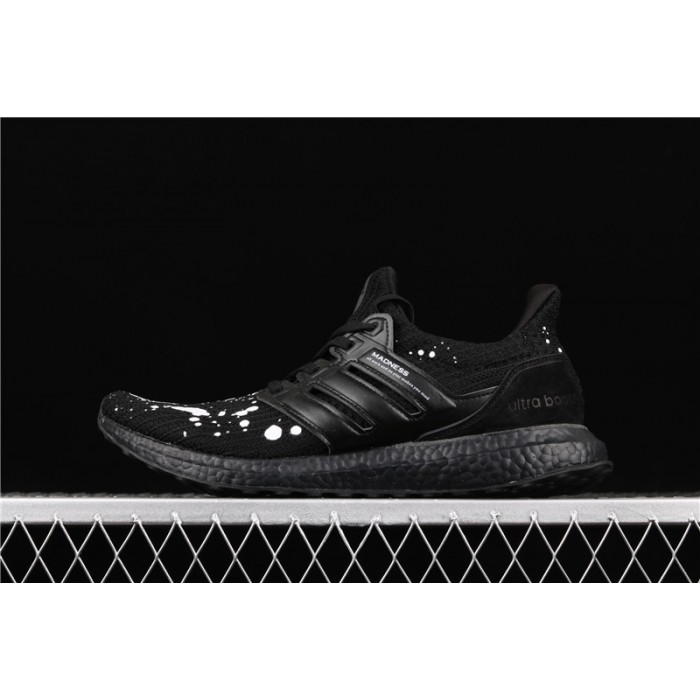Men's Madness x Adidas Ultra Boost 4.0 EF0144 Black White