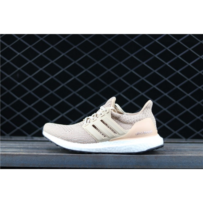 Women's Adidas Ultra Boost 4.0 BB6309 Beige