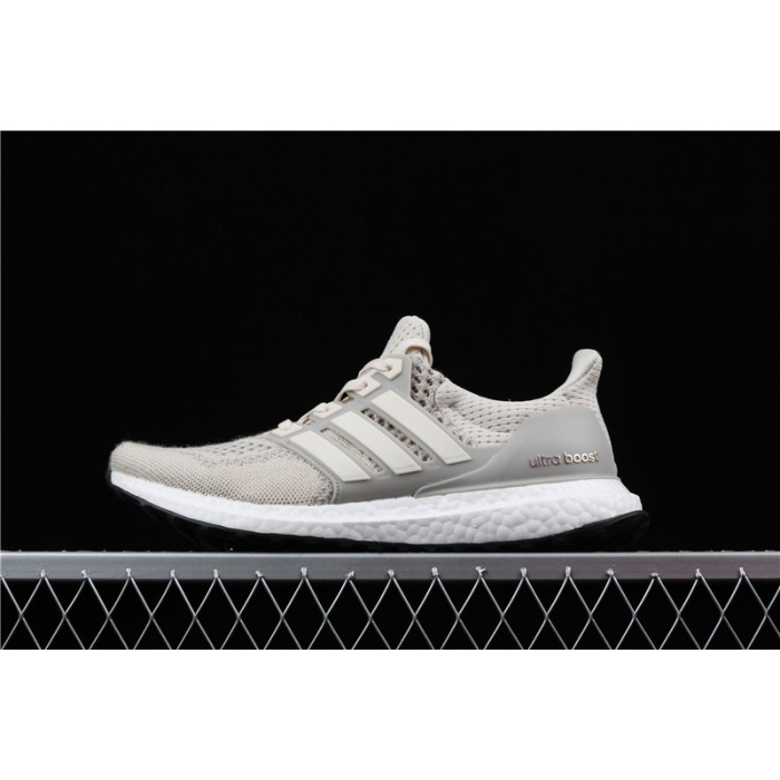 Men's Adidas Ultra Boost 10 Ltd BB7802 Gray White