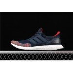 Men's Adidas Ultra Boost 10 Multicolor Toe BB7801 Blue Colorful