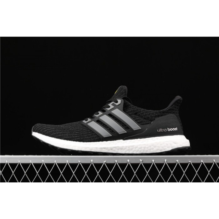 Men's Adidas Ultra Boost LTD BB6220 Black White