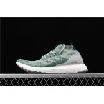 Adidas Ultra Boost Mid G26844 Green Gray