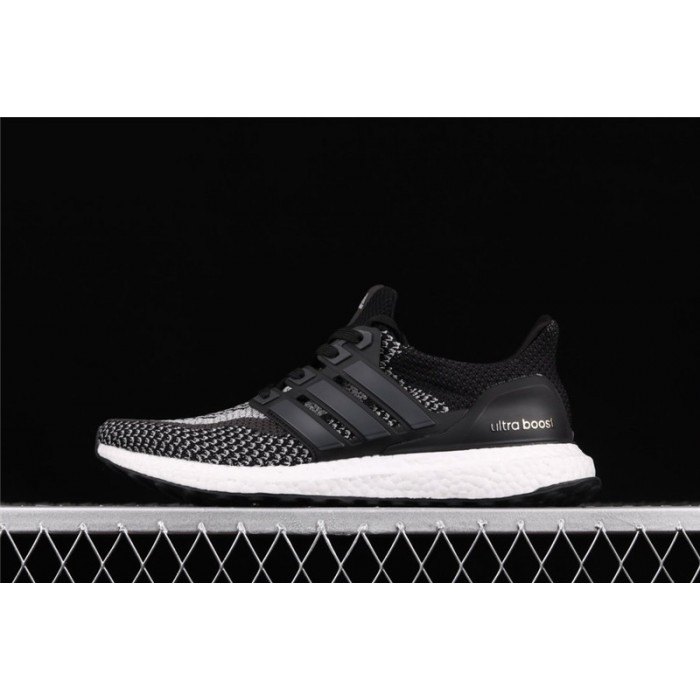Men's Adidas Ultra Boost LTD Reflective BY1795 Black Gray