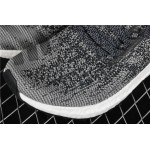 Men's Adidas Ultra Boost Uncaged Triple Black BB3900 Grey Black